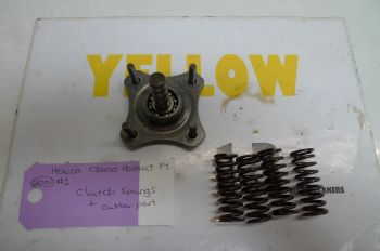 HONDA CB600 HORNET SY    CLUTCH SPRINGS AND OUTER PARTS #1(CON-B)